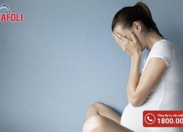 Giúp mẹ vượt qua trầm cảm khi mang thai