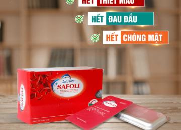 Hướng dẫn bổ sung thuốc sắt cho bà bầu đúng chuẩn khuyến cáo | Avisure Safoli