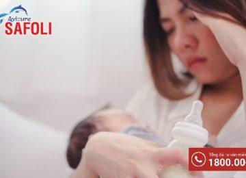 Thuốc bổ cho mẹ sau sinh có cần thiết không?