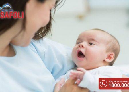 Bổ sung canxi cho mẹ sau sinh và bé bú mẹ