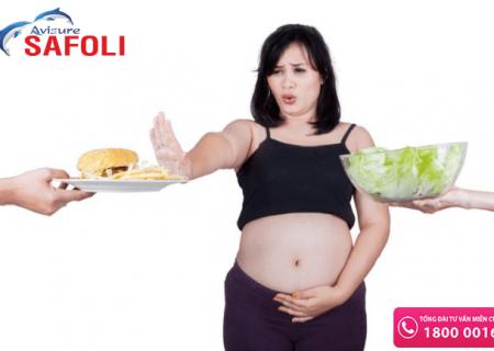 Bà bầu ăn không tiêu khó thở – Mẹ giải quyết thế nào?