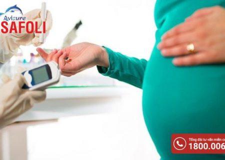 Tiểu đường thai kỳ – Nỗi sợ hãi của nhiều mẹ bầu