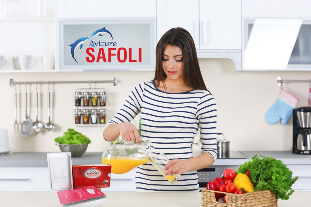 Uống sắt khi mang thai kèm thực phẩm giàu vitamin giúp tăng hấp thu