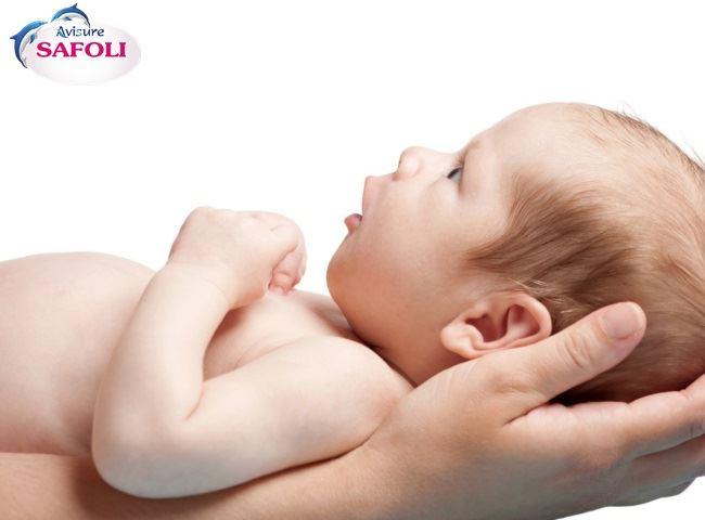 trẻ sinh non rất dễ thiếu máu