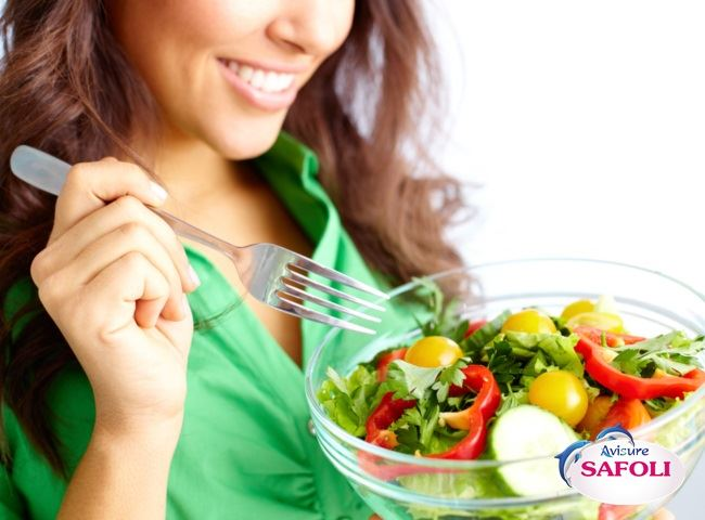 chế độ dinh dưỡng cân bằng phòng ngừa thiếu sắt