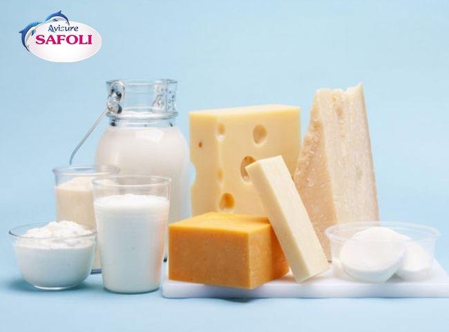 Thừa sắt nên uống sữa để giảm hấp thu sắt