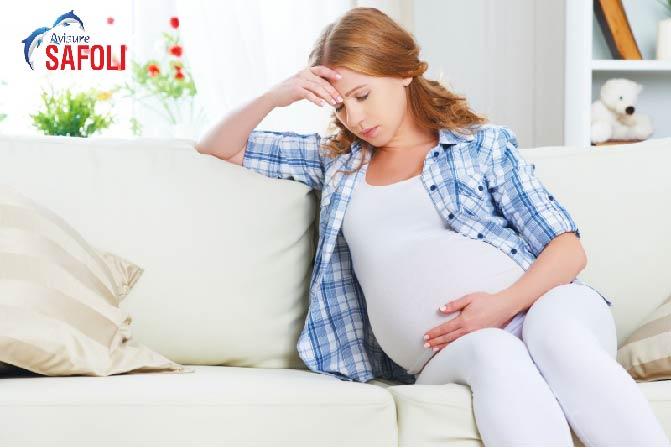 Dấu hiệu khi mẹ bầu thiếu máu thiếu sắt