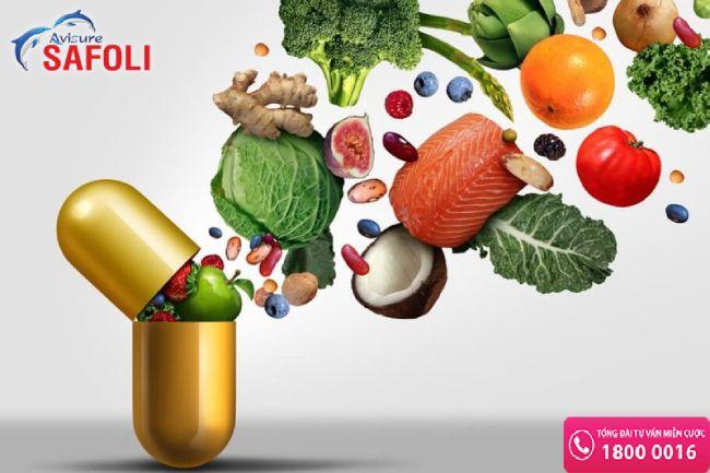 Uống vitamin tổng hợp có cần uống thêm sắt