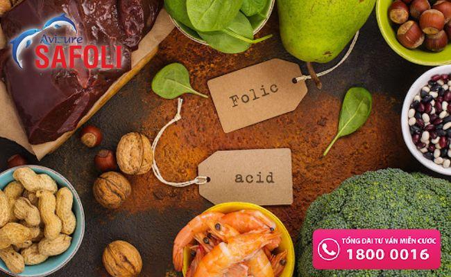 axit folic là vitamin gì?