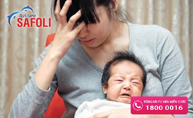 Thuốc sắt sau sinh rất cần thiết cho mẹ