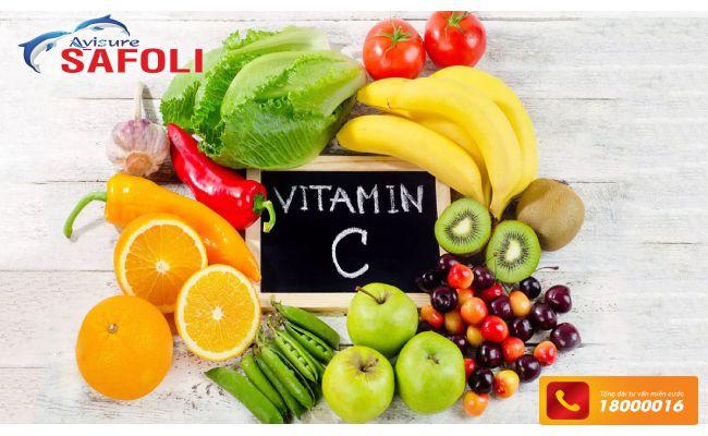 Thực phẩm giàu vitamin C cho bà bầu