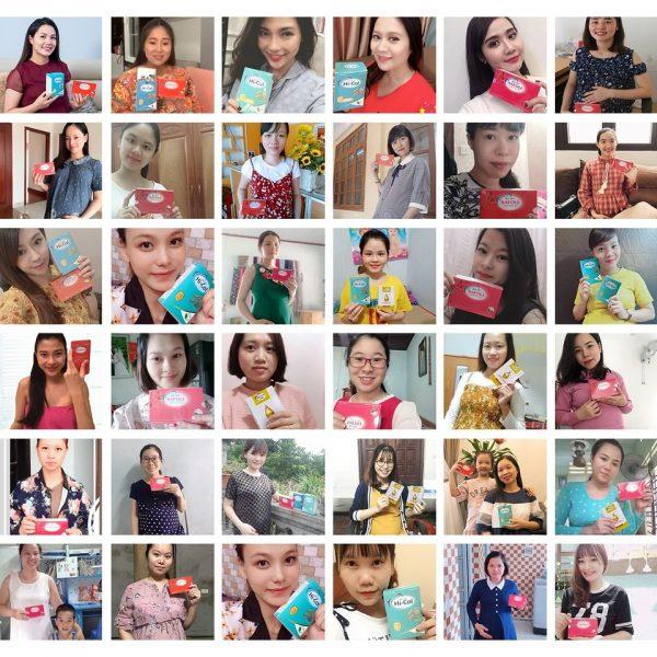 Hàng triệu mẹ bầu Việt đã tin tưởng sử dụng Avisure Safoli
